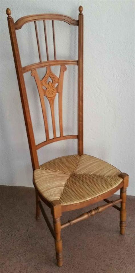 paillage chaise paillage cannage vosges chaise nourrice en paillage
