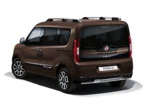 Fiat Diplo Fiat Dobl 242 Trekking Previewed Ahead Of Geneva Debut
