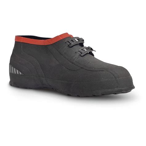 s itasca 174 mud walker 2 rubber boots black 215689