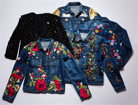 Design Jean Jacket | what happens when you give 6 designers a jean jacket and