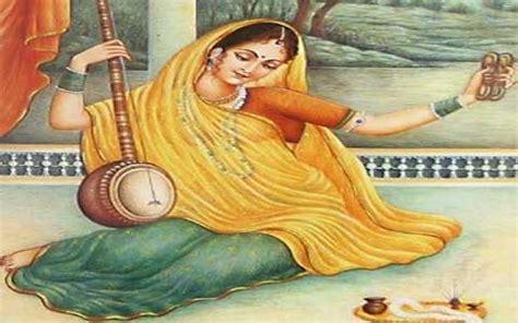 meera bai biography in hindi font म र ब ई क ज वन पर चय meera bai biography in hindi
