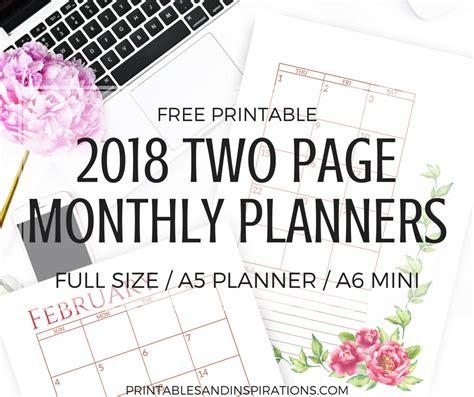 free printable minimalist calendar 2018 small paper things