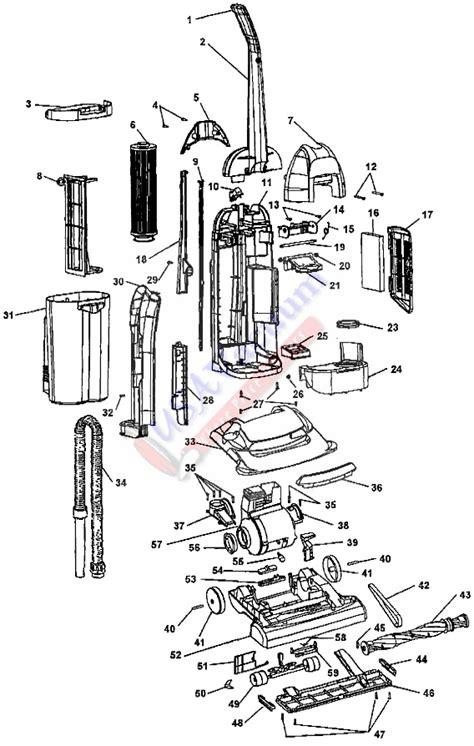 riccar vacuum parts diagram riccar vacuum wiring diagram sanitaire vacuum parts