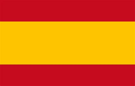 colors of spain clipart flag of spain