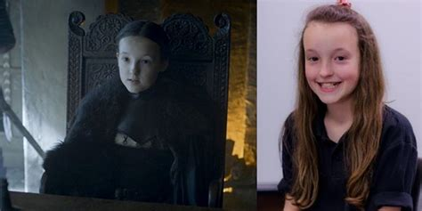 who is the lady in the game of war advert lady lyanna mormont is game of thrones new star who is