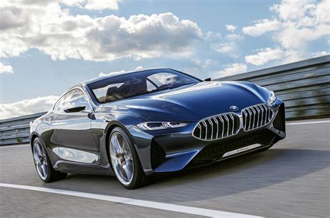 New Bmw 2018 8 Series new bmw 8 series set to return in 2018 autocar