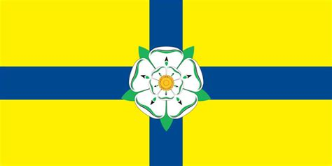Exceptional Flags For Church #3: North-yorkshire-county-flag.jpg