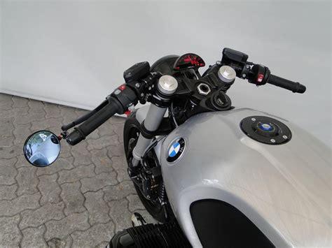 Motorrad Digitaltacho Umbau by Custom Racer Bmw R Ninet Mit Sehr Viel Zubeh 246 R Und