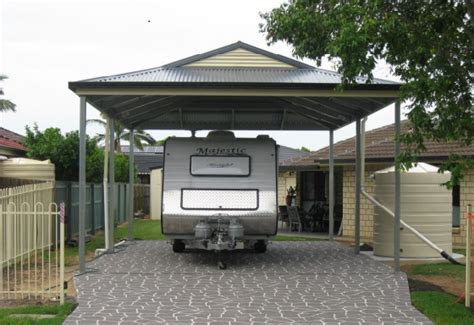 Modern Looking Houses Carports Brisbane Local Qld Made Carports For Sale
