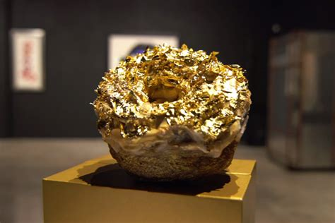 expensive donuts world s most expensive doughnut is covered in gold