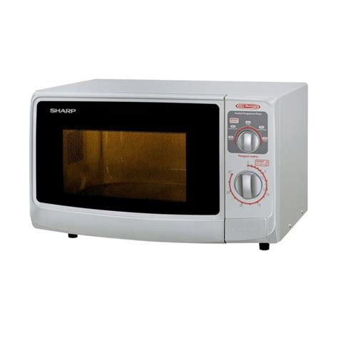 Ac Sharp Yang Low Watt jual sharp microwave low watt r 222y w putih station
