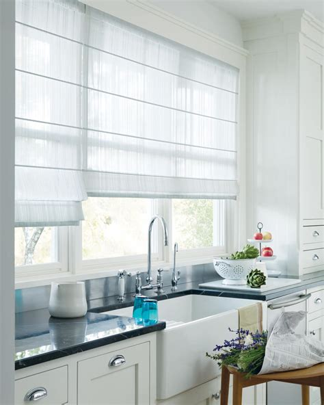 Kitchen Curtains Blinds Our Top 3 Room Picks For Douglas Shades Drapery