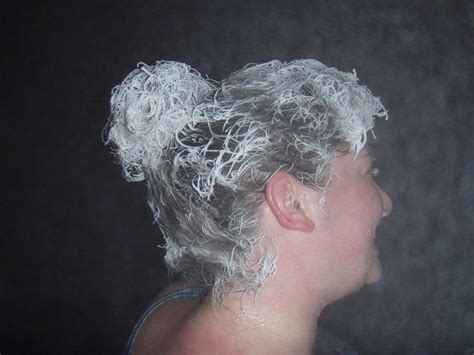 how to do freeze hair this hair freezing contest in canada is the craziest