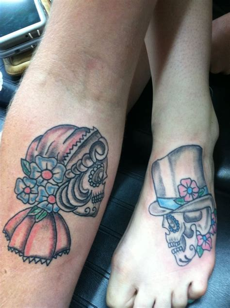 husband and wife matching tattoos best 25 husband tattoos ideas on