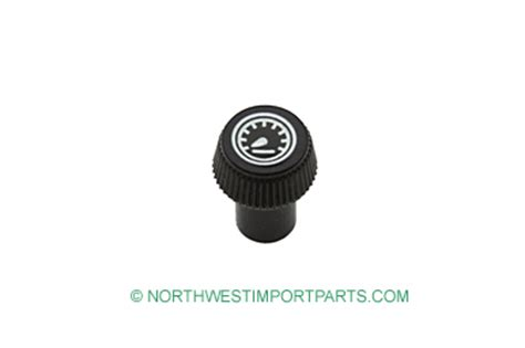 Rheostat Knob by Mgb Dash Light Rheostat Knob 71 80 Northwest Import Parts