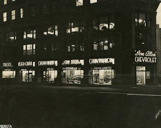 don allen chevrolet new york neon december 2012