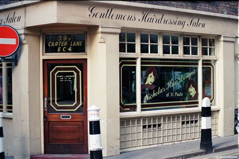 Sho Hairx hairdressers of 1980s a inheritance