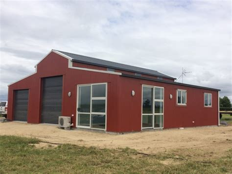 radovancich shed house coresteel buildings