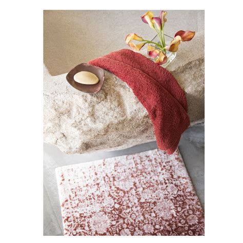 habidecor bath rug habidecor liberty bath rug copper 600 flandb