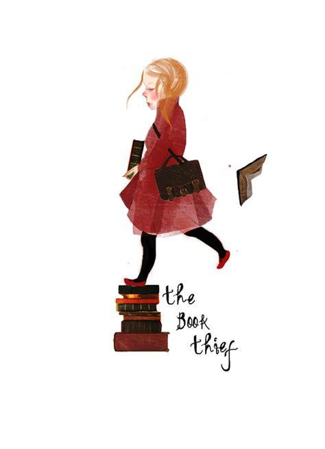 themes in the film the book thief the book thief art print the book thief homage fan art