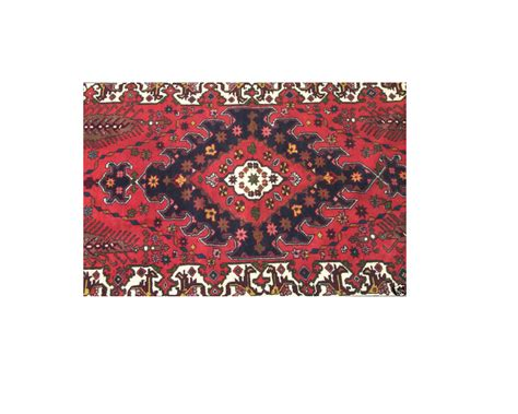 colorful tribal wool goochan rug 6 3 quot x 4 4 quot for