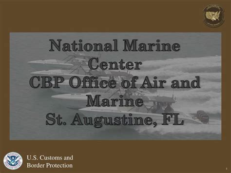 cbp office of air and marine wikipedia ppt national marine center cbp office of air and marine