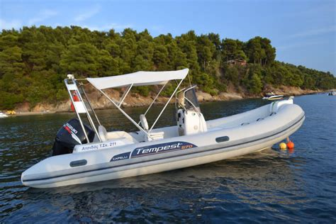 rib boat bimini motor boat rib boat trips my skiathos villas