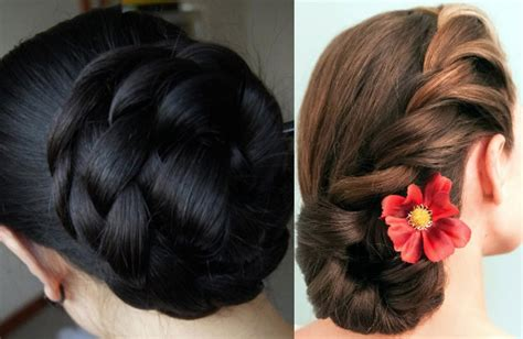 different hairstyles buns tress talk different types of indian wedding hairstyles