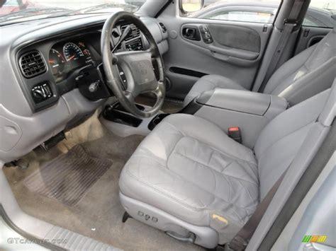 1999 Dodge Durango Interior mist gray interior 1999 dodge durango slt 4x4 photo 40348794 gtcarlot