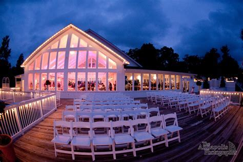 Waterfront wedding venue in Maryland   Celebrations at the