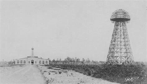 Tesla Free Energy Tower These Are Nikola Tesla S 5 Lost Inventions That Could