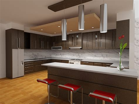 desain wallpaper dapur desain ruang dapur dan kitchen set modern ala eropa baru