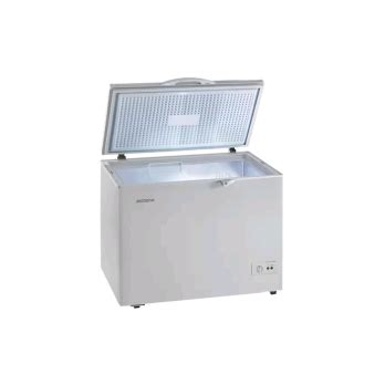 Freezer Box Sanken harga modena chest freezer md 20 w pricenia