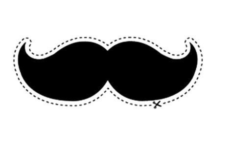 moldes para revolucionario un poco de barba y bigote soymacho com