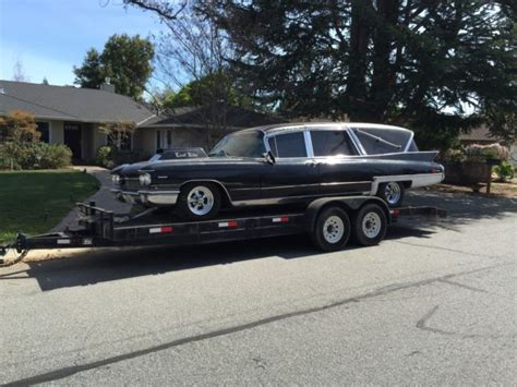 1960 cadillac hearse hearse superior crown royale classic cadillac other