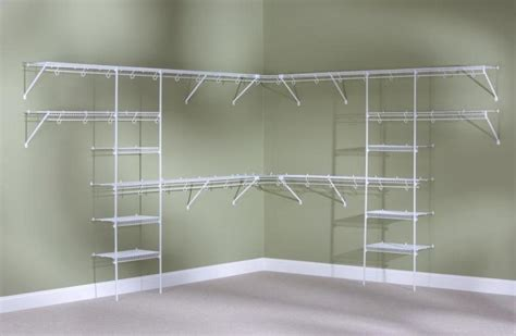 Enclosed Closet Systems by Free Standing Wire Closet Systems Buzzardfilm Wire