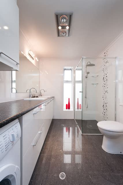 bathroom laundry combo modern bathroom adelaide