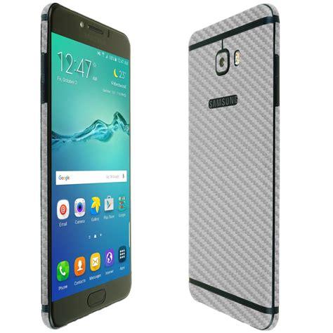 Samsung C7 One 46 Custom samsung galaxy c7 pro techskin silver carbon fiber skin
