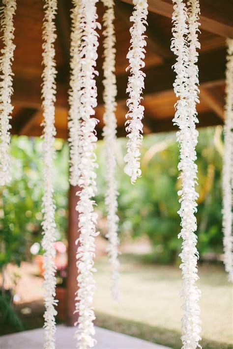 flower wedding garland hawaii wedding from arthurs arthur and flower garlands