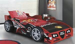 Red Bedroom Walls - 15 awesome car inspired bed designs for boys architecture amp design