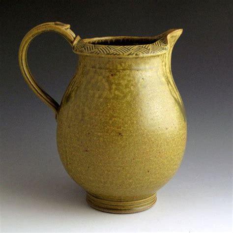 Ceramics Handmade - pottery handmade wheel thrown stoneware 2 quart