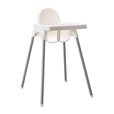Ikea Kinderstuhl Ingolf by Hochstuhl Ikea Antilop Weiss Mit Tablett Plastik In