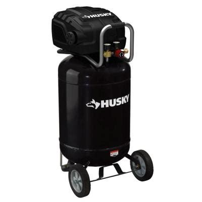 home depot air compressor husky husky 20 gal portable electric air compressor f2s20vwd
