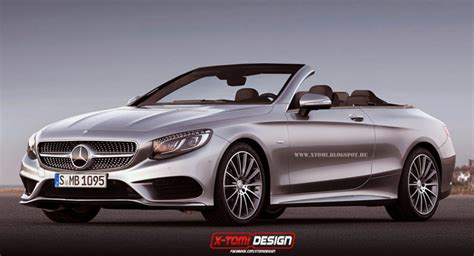 Mercedes Coupe Convertible by New Mercedes S Class Coupe Becomes A Convertible In