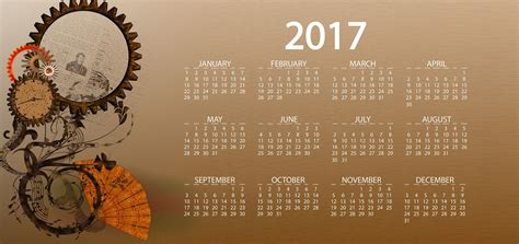 New Year Calendar 2017 Happy New Year 2017 Calendar Images Pics New
