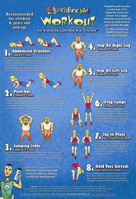 bedroom workout routine 25 best kids workout ideas on pinterest