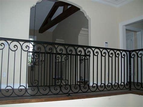 wrought iron railings outdoor wrought iron railings deck home design ideas