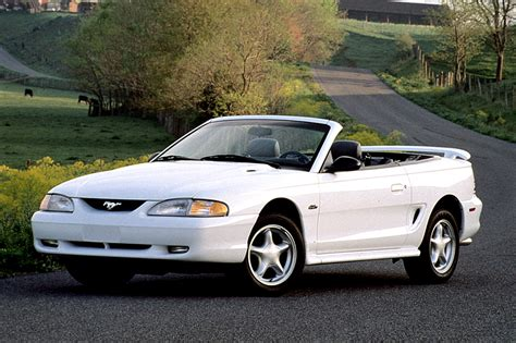 95 v6 mustang specs 1994 04 ford mustang consumer guide auto