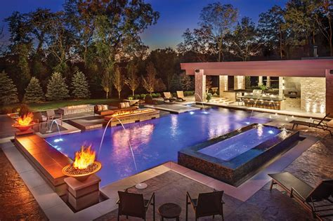 interior design exquisite outdoor pool house connecting to elegant pool designs interesting elegant above ground