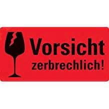 Paket Zerbrechlich Aufkleber Dhl by Suchergebnis Auf De F 252 R Aufkleber Vorsicht
